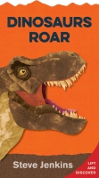 Jacket Image For: Dinosaurs Roar (shaped board book with lift-the-flaps)
