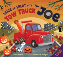 Jacket Image For: Trick-or-Treat with Tow Truck Joe