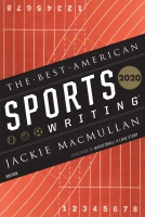 Jacket Image For: The Best American Sports Writing 2020