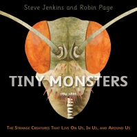 Jacket Image For: Tiny Monsters