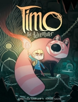Jacket Image For: Timo the Adventurer