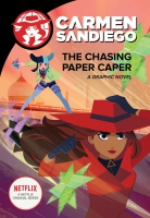 Jacket Image For: Chasing Paper Caper