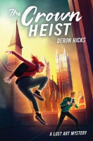 Jacket Image For: The Crown Heist