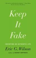 Jacket image for Keep It Fake