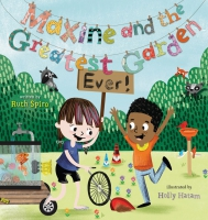 Jacket Image For: Maxine and the Greatest Garden Ever
