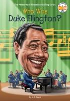 Jacket Image For: Who Was Duke Ellington?
