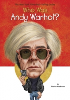 Jacket Image For: Who Was Andy Warhol?