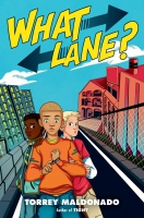 Jacket Image For: What Lane?