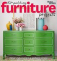 Jacket Image For: Better Homes and Gardens 150  Quick and Easy Furniture Projects