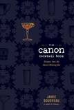 Jacket image for The Canon Cocktail Book