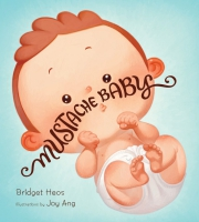 Jacket Image For: Mustache Baby