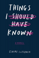 Jacket Image For: Things I Should Have Known