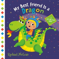 Jacket Image For: My Best Friend Is a Dragon