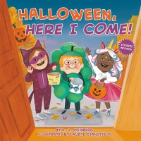 Jacket Image For: Halloween, Here I Come!