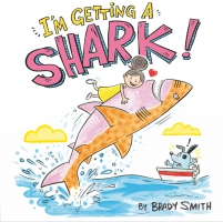 Jacket Image For: I'm Getting a Shark!