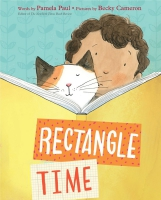 Jacket Image For: Rectangle Time