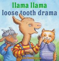 Jacket Image For: Llama Llama Loose Tooth Drama