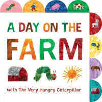 Jacket Image For: A Day on the Farm with The Very Hungry Caterpillar