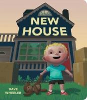 Jacket Image For: New House