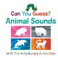 Jacket Image For: Can You Guess? Animal Sounds with The Very Hungry Caterpillar