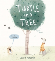 Jacket Image For: Turtle in a Tree