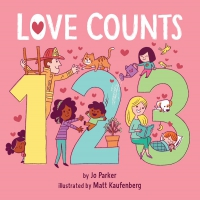 Jacket Image For: Love Counts
