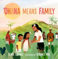 Jacket Image For: Ohana Means Family