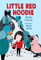 Jacket Image For: Little Red Hoodie