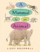 Jacket Image For: A Mammal is an Animal