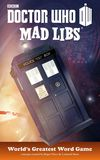 Jacket Image For: Doctor Who Mad Libs