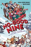 Jacket Image For: The No-Good Nine