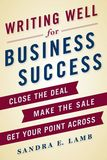 Jacket Image For: Writing Well for Business Success