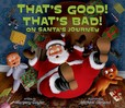 Jacket Image For: That's Good! That's Bad! on Santa's Journey
