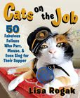 Jacket image for Cats on the Job