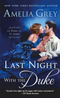 Jacket Image For: Last Night with the Duke