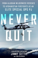 Jacket Image For: Never Quit