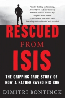 Jacket image for Rescued from ISIS