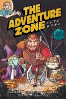 Jacket image for The Adventure Zone: Here There Be Gerblins