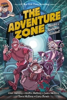 Jacket Image For: The Adventure Zone: Murder on the Rockport Limited!