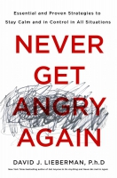 Jacket Image For: Never Get Angry Again