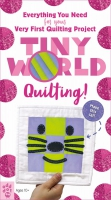 Jacket Image For: Tiny World: Quilting!