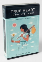 Jacket Image For: True Heart Intuitive Tarot, Guidebook and Deck