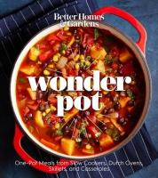Jacket Image For: Better Homes and Gardens Wonder Pot