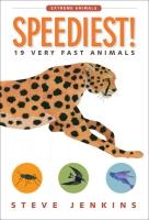 Jacket Image For: Speediest!
