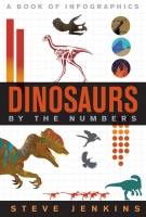 Jacket Image For: Dinosaurs: By The Numbers