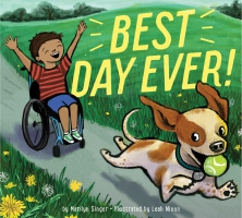 Jacket Image For: Best Day Ever!