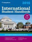 Jacket Image For: International Student Handbook 2016