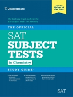 Jacket Image For: The Official SAT Subject Test in Chemistry Study Guide