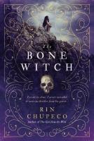 Jacket Image For: Bone Witch