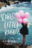 Jacket Image For: Scared Little Rabbits